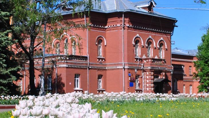 музей истории психиатрии ПКБ №1 ДЗМ (Алексеевская психиатрическая больница)